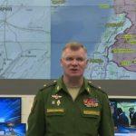 Обломки сбитого российского Ил-20 подняты на борт корабля