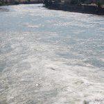 Речная и морская воды в Нефтчале больше не смешиваются
