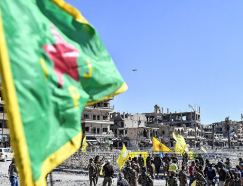 Курдско-турецкое противостояние на руку России
