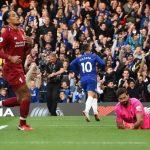 «Ливерпуль» вырвал ничью у «Челси» в матче чемпионата Англии