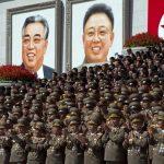 В Пхеньяне прошел военный парад по случаю юбилея КНДР