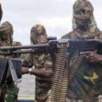 Моряки торгового судна оказались в плену у пиратов у берегов Нигерии