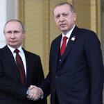 Эрдоган заявил, что Турция намерена значительно укреплять сотрудничество с РФ