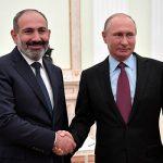 Кремль даже не поздравил Пашиняна…