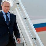 Кремль обнародовал программу визита Владимира Путина в Азербайджан