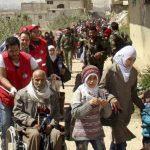 В Сирию из Ливана за сутки вернулись более ста человек