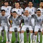 Сборная Азербайджана сохранила свою позицию