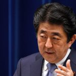 Абэ обсудил с Гутерришем свой уход в отставку и сотрудничество Японии с ООН