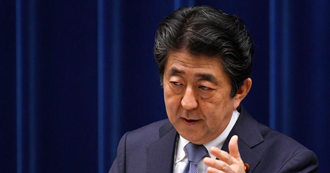 Премьер Японии заявил, что начал подготовку к объявлению режима ЧС