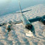 Американские истребители перехватили два российских стратегических бомбардировщика