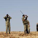 Турецкая артиллерия обстреляла шесть населенных пунктов близ сирийского Африна