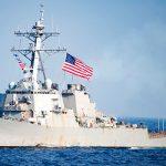 Американский корабль прошел вблизи спорных островов в Южно-Китайском море