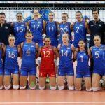 Сборная Азербайджана по волейболу обыграла российский клуб
