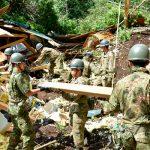 В Японии почтили минутой молчания память жертв землетрясения 2011 года