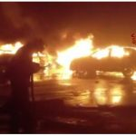 Несколько сотен автомобилей Maserati уничтожены в Италии