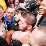 Нурмагомедов объяснил причину драки после боя с Макгрегором