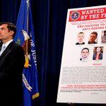 Минюст США выдвинул обвинения против сотрудников российской военной разведки