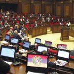 Армянская оппозиция инициировала заседание парламента для обсуждения документа по Карабаху