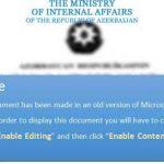 Хакерская группировка MuddyWater атаковала госведомства Азербайджана