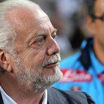 Президент «Наполи»: длинные матчи уничтожают футбол, нужны два тайма по 30 минут