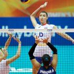 Сегодня женская сборная Азербайджана по волейболу провела очередной матч на чемпионате мира в Японии