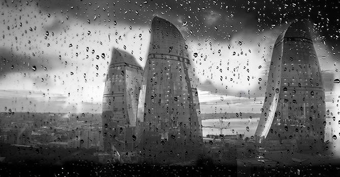 Завтра в Баку возможен сильный дождь