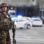 На военной авиабазе в Бельгии произошел взрыв