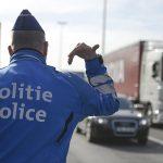 Неизвестные ранили полицейских в Бельгии