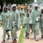 Более 800 детей освободили из плена боевиков в Нигерии