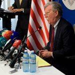 Болтон подтвердил, что США рассматривают санкции против союзников Мадуро
