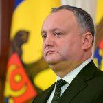Додон предрек массовые протесты в Молдове