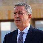 Турция за сохранение территориальной целостности Сирии - министр обороны