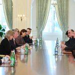 Американские интересы в Азербайджане