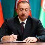 Ильхам Алиев выделил материальную помощь предпринимателям, пострадавшим из-за пожара