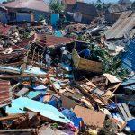 Новое сильное землетрясение произошло В Индонезии