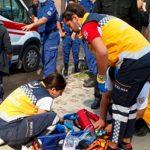 Во Дворце правосудия Измира восемь человек отравились угарным газом
