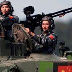 Китай провел военные учения в Тибете с участием 10 тыс. военнослужащих
