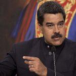 Мадуро назвал безумием слова Трампа о возможной отправке военных в Венесуэлу