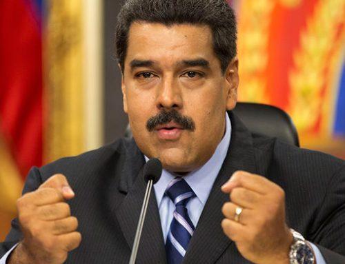 Мадуро объявил о поимке главаря колумбийской банды, связанного с оппозицией