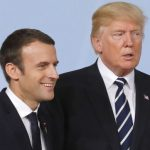 Макрон и Трамп договорились обсудить с Путиным ДРСМД