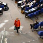 Меркель готова отказаться от поста главы ХДС