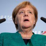 Рейтинг партии Меркель упал до рекордно низкого уровня