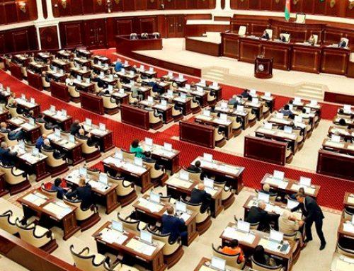 Трем депутатам парламента Азербайджана будут даны новые полномочия