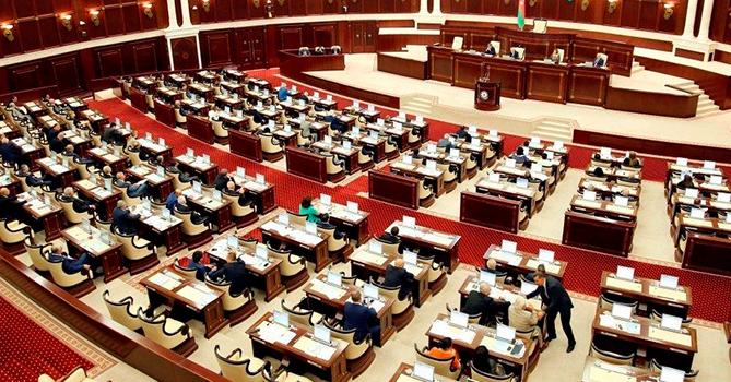 Заседание Милли Меджлиса 9 апреля пройдет не в «онлайн»