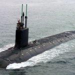 В США спустили на воду две новейшие ударные атомные подлодки