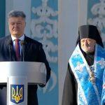 Команда Порошенко заставляет церковь молиться за его победу