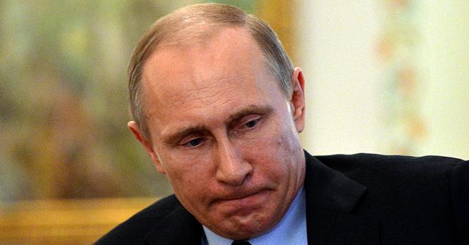 Де-сакрализация Путина и его власти…