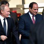 В Сочи состоится неформальная встреча между Путиным и президентом Египта
