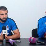 Рашад Садыхов: Увидели, что судьба бакинского матча была решена в начале второго тайма