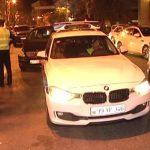 ГДП провела в Баку рейд, задержаны 3 автохулигана